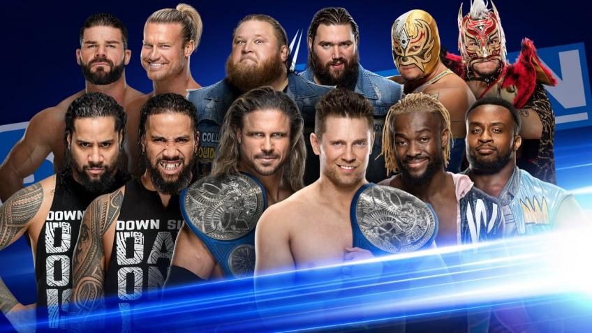 WWE SmackDown 06/03/2020 report (3/3) - Ready to Chamber