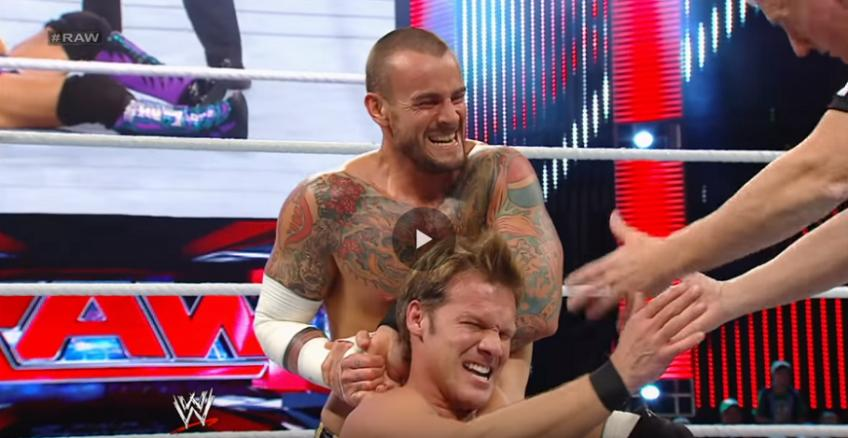 WWE Uncut Gems #1 - Chris Jericho vs CM Punk: Raw, 4 febbraio 2013