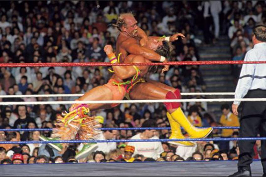 WWE Uncut Gems #14 - Hulk Hogan vs Ultimate Warrior: WrestleMania VI