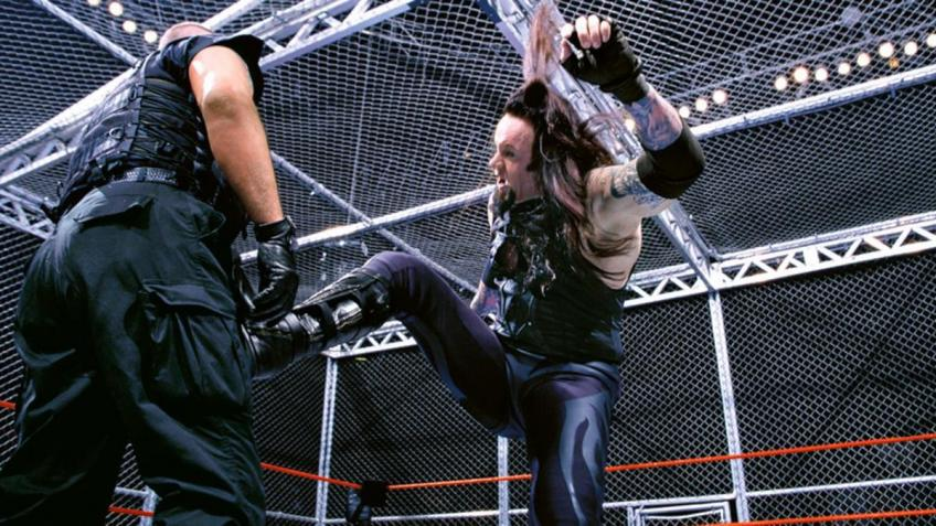 Show Stopper - WWE WrestleMania 15: The terrifying cell