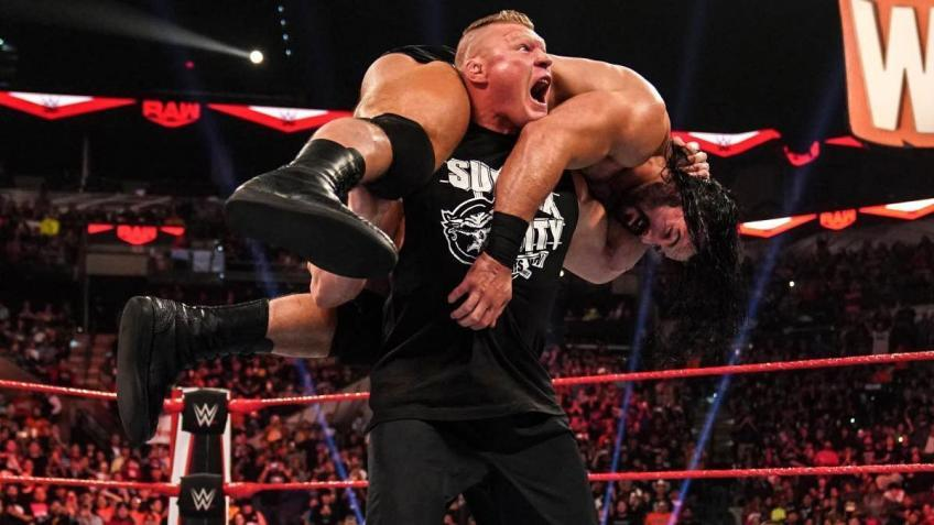 "Perchè Brock Lesnar ha mandato ""over"" in maniera così forte Drew McIntyre in WWE?"