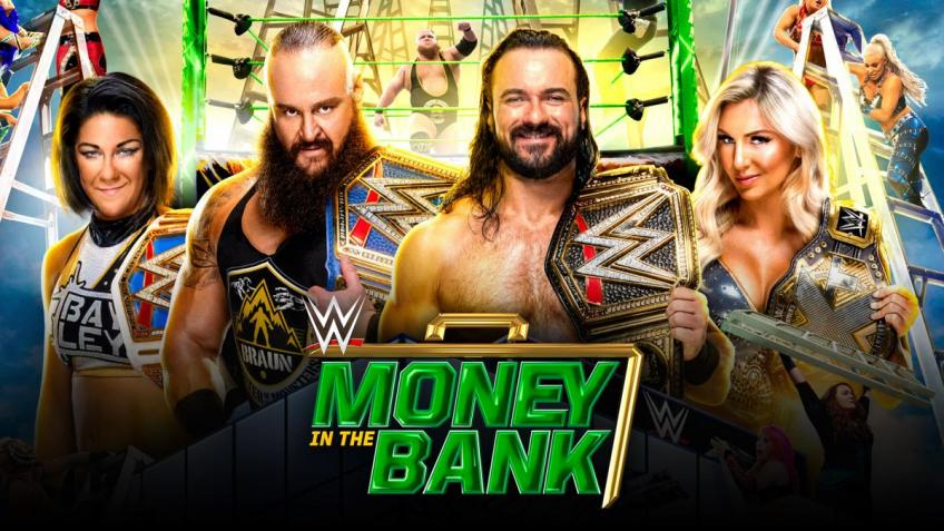 Una WWE Superstar rimossa dal Money in the Bank Ladder match *SPOILER*