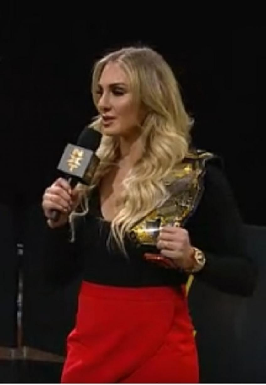 WWE NXT report - 22/04/2020 - parte II - The Queen made a choice