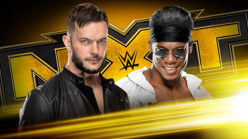 WWE NXT report - 22/04/2020 - parte I - Bask in the Dream