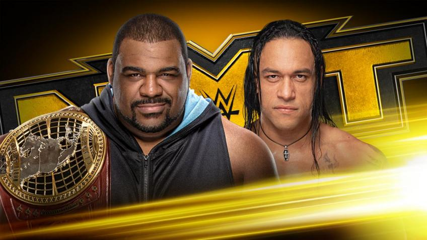 WWE NXT report - 29/04/2020 - parte III - NXT North American Title's match