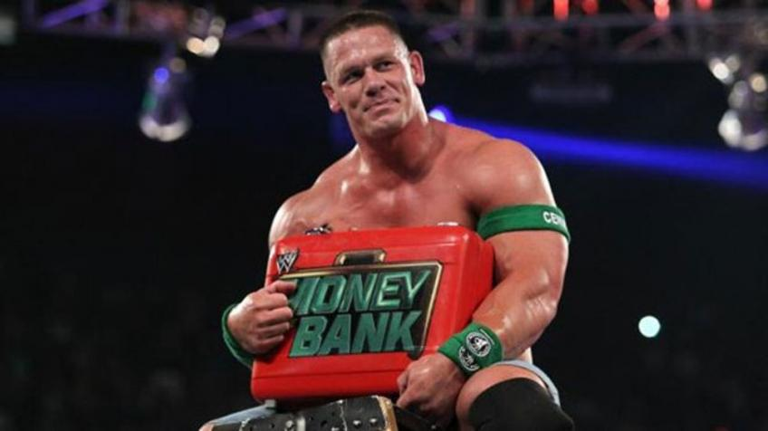 Show Stopper - WWE Money In The Bank 2012: A Champ on the ladder