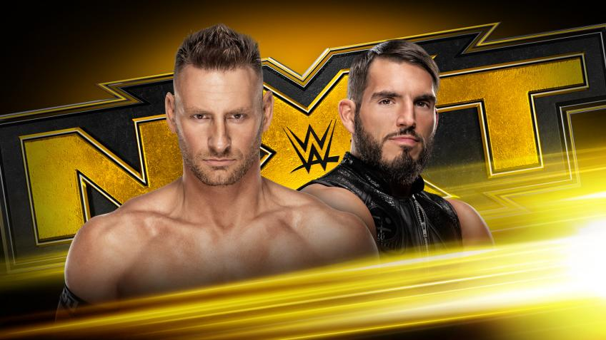 WWE NXT report - 06/05/2020 - parte I - New face of Johnny