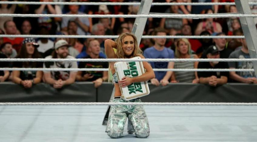 Show Stopper - WWE Money In The Bank 2017: Un uomo di troppo