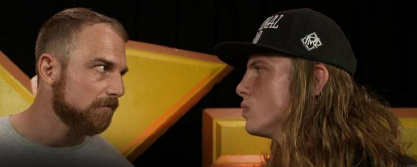 WWE NXT report - 13/05/2020 - parte III - Clash of former champions