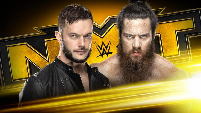 WWE NXT report - 13/05/2020 - parte II - The Prinxe had is answer