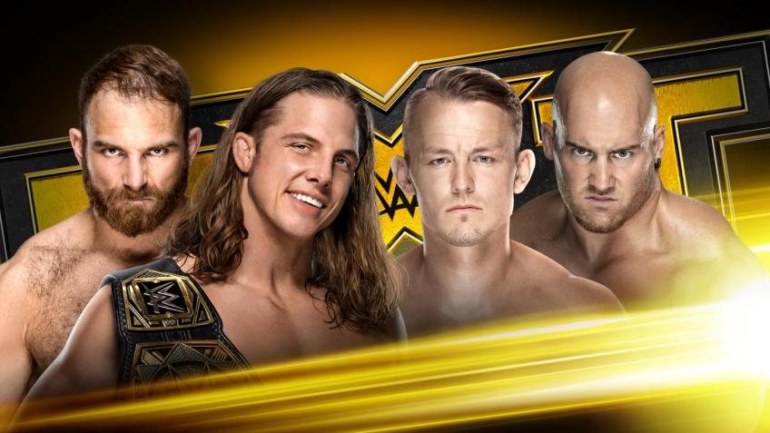 WWE NXT report - 13/05/2020 - parte I - The Champions implode