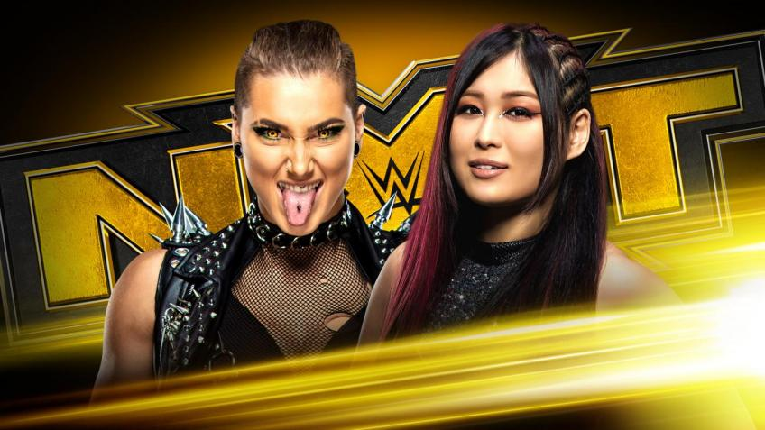 WWE NXT report - 20/05/2020 - parte III - The Queen have something to say