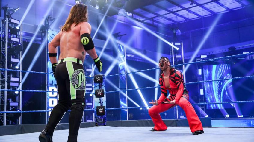 WWE SmackDown 22/05/2020 report (2/3) - Tra dream match e dream girl