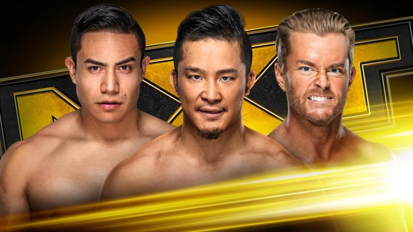 WWE NXT report - 27/05/2020 - parte I - last chance
