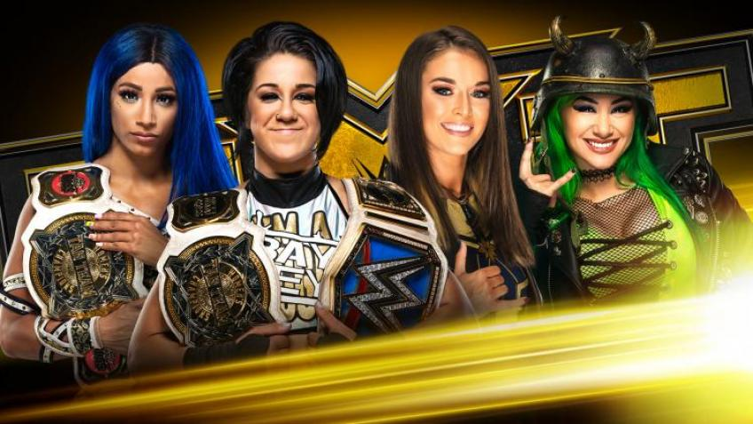 WWE NXT report - 17/06/2020 - parte III - Their are back at home