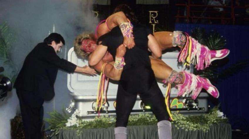 "Undertaker: ""Quella volta in WWE che Ultimate Warrior mi rimproverò..."""