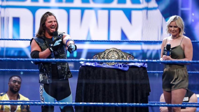 WWE SmackDown 19/06/2020 report (1/3) - It's Friday, Bro
