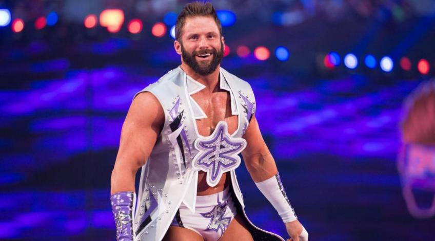 Trouble in Paradise - Speciale Zack Ryder IV: L'amore per le action figures