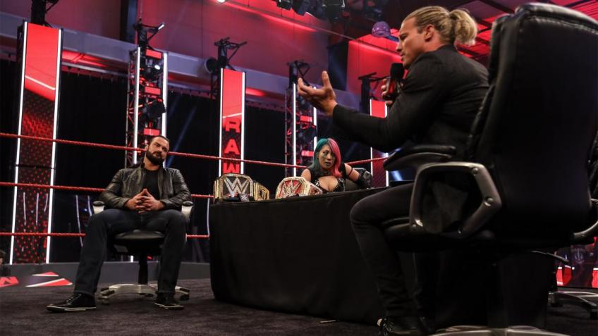 WWE Raw 29/06/2020 report (1/3) - Il potere dei manager: Zelina, MVP, Flair e Lana