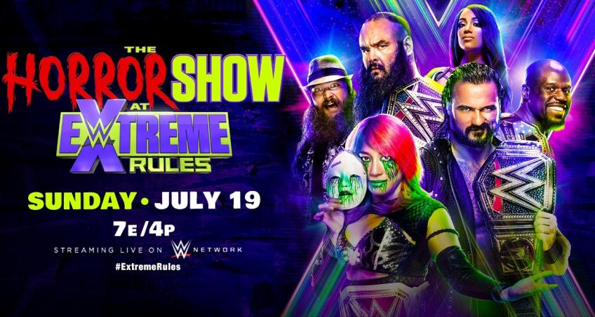 WWE The Horror Show at Extreme Rules 2020: le nostre pagelle