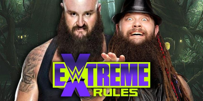 Emersi i primi spoiler da parte della WWE sullo Swamp Fight di Extreme Rules