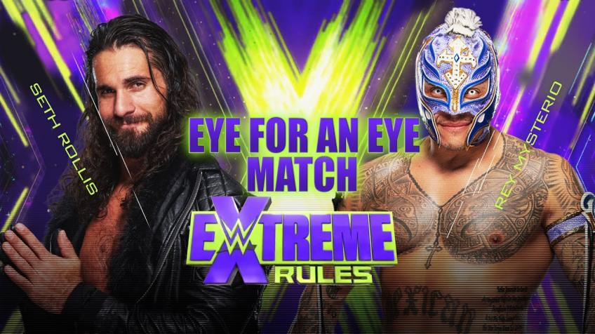 Chi ha perso l'occhio in WWE nell'Eye for an Eye match di Extreme Rules? *SPOILER*