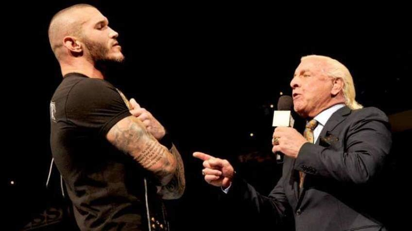 "WWE, Ric Flair rivela: ""A SummerSlam vorrei fare da manager a Randy Orton, ma..."""