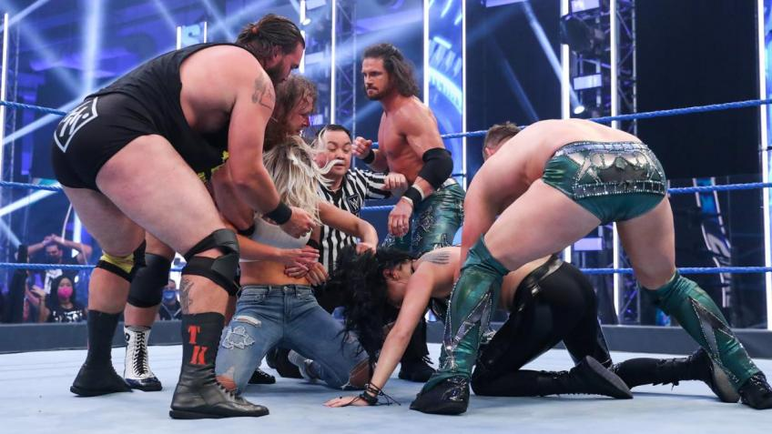 WWE SmackDown 07/08/2020 report (3/3) - ... e caos totale sia!