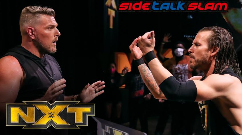 SideTalk Slam #66 - Road to TakeOver XXX