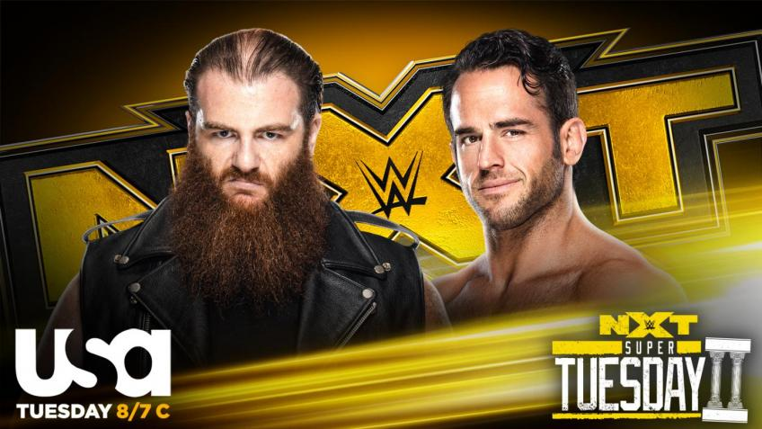 WWE NXT report - 08/09/2020 - parte II - Hamletic doubt