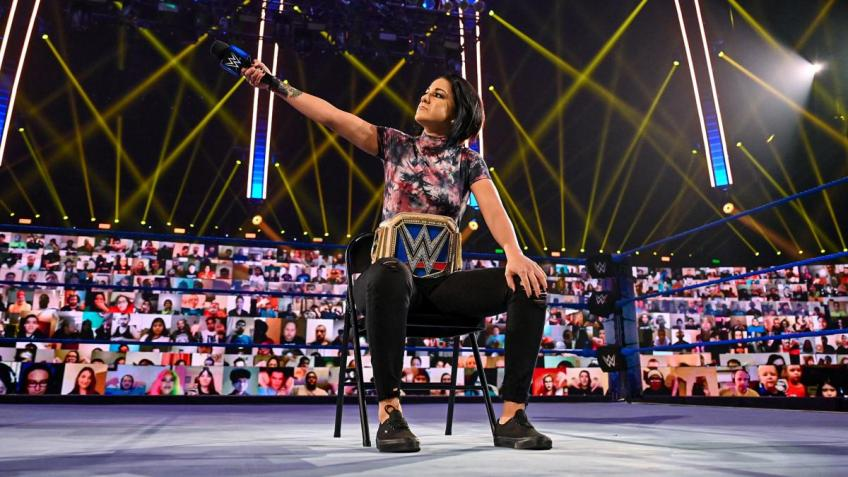 WWE SmackDown 11/09/2020 report (2/3) - It's women's time