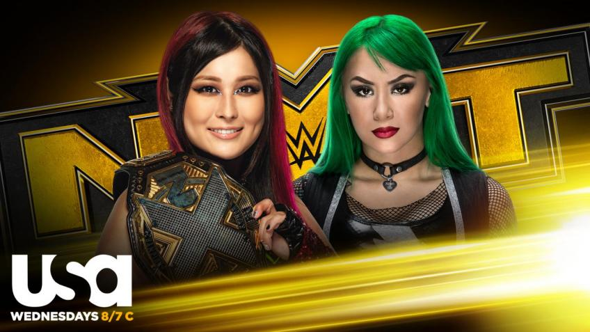 WWE NXT report - 16/09/2020 - parte I - Nice try