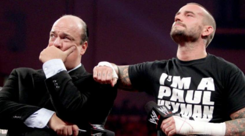 The Prizewriter - Paul Heyman Guys