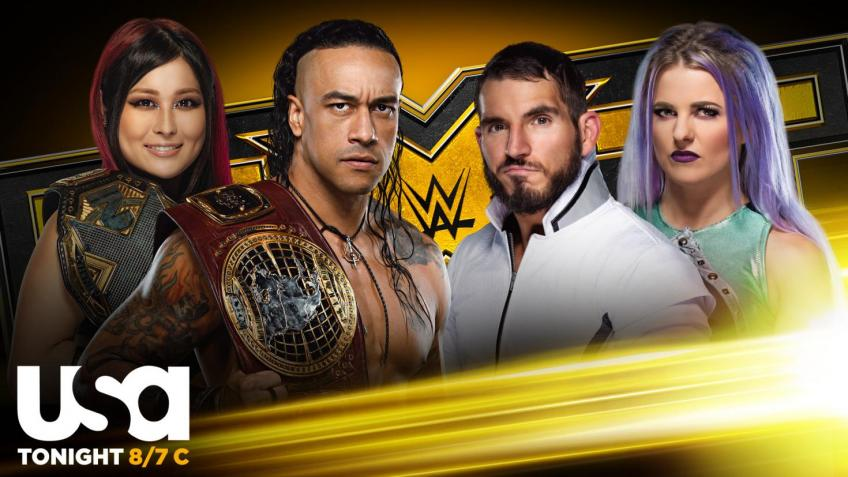 WWE NXT report - 30/09/2020 - parte III - Ready for TakeOver