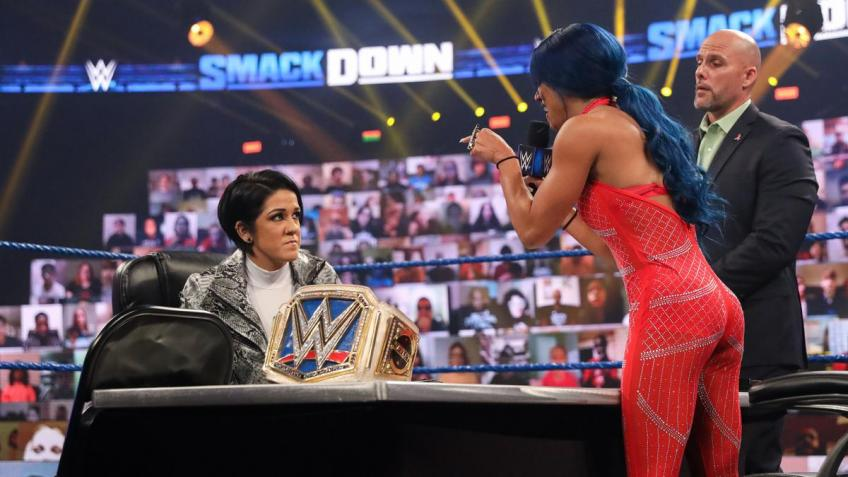 WWE SmackDown 16/10/2020 report (3/3) - Titles on the line