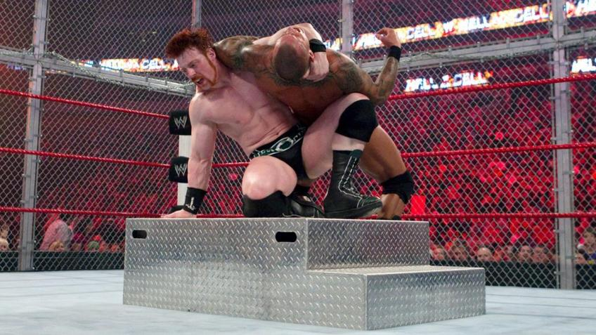 Show Stopper – WWE Hell In A Cell 2010: una tortura infernale