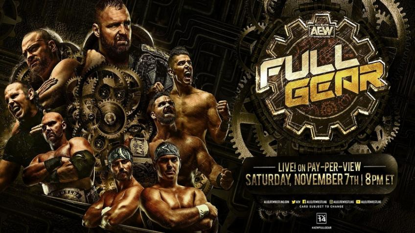 AEW Full Gear: intervento di due ex atleti WWE durante l'Elite Deletion match