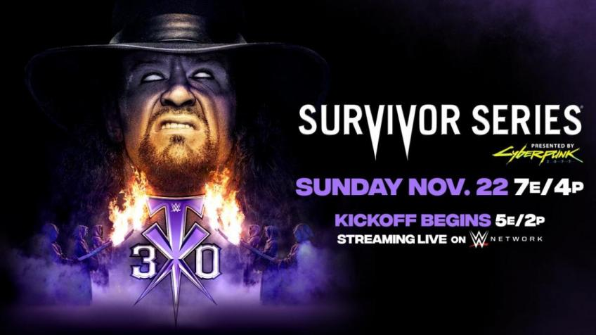 WWE Survivor Series 2020: i nostri pronostici