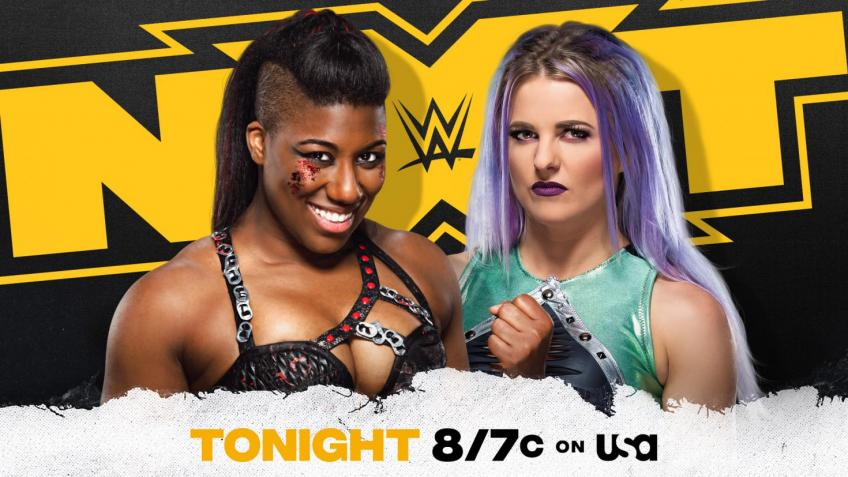 WWE NXT report - 25/11/2020 - parte I - A step(sister) closer to war