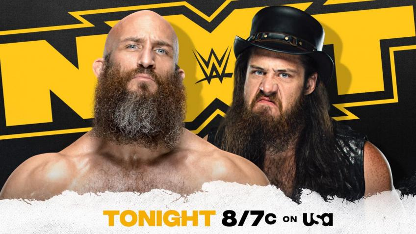 WWE NXT report - 09/12/2020 - parte II - Ciampa to the moon