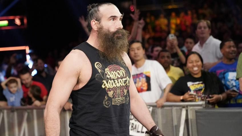BREAKING NEWS: E' morto Brodie Lee aka Luke Harper in WWE