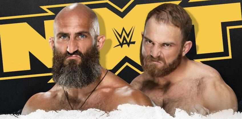 WWE NXT report - 20/01/2021 - parte III - Fight Pit time