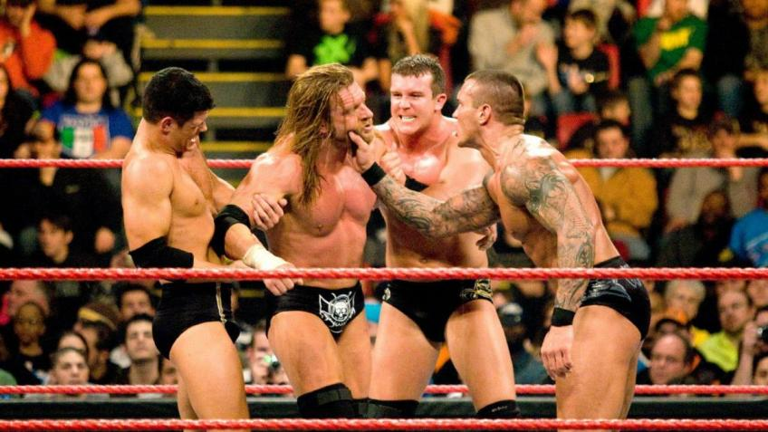 Show Stopper - WWE Royal Rumble 2009: The Viper's Legacy