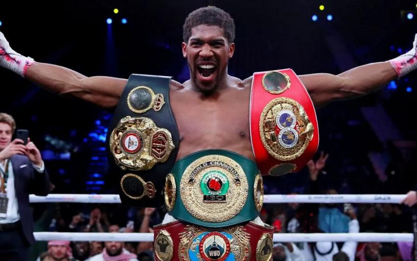 Dalla boxe al mondo del wrestling: Anthony Joshua vuole un match in WWE