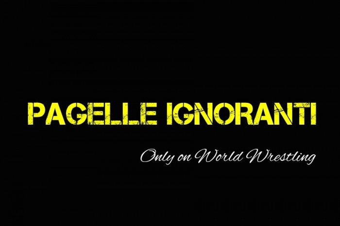 Pagelle Ignoranti TLC 2014