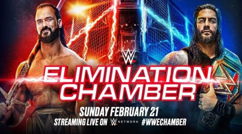 WWE Elimination Chamber 2021: le nostre pagelle