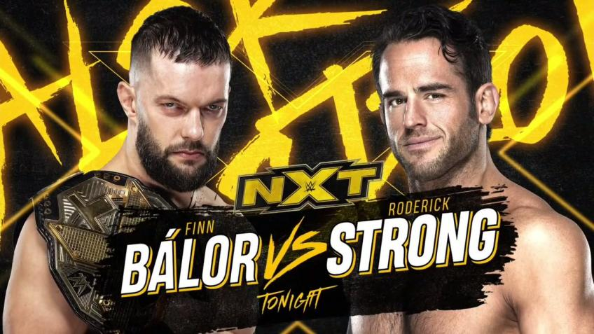 WWE NXT report - 03/03/2021 - parte III - is not Strong enough