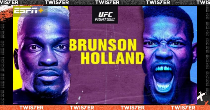 Analisi della Main Card di UFC Fight Night: Brunson vs Holland