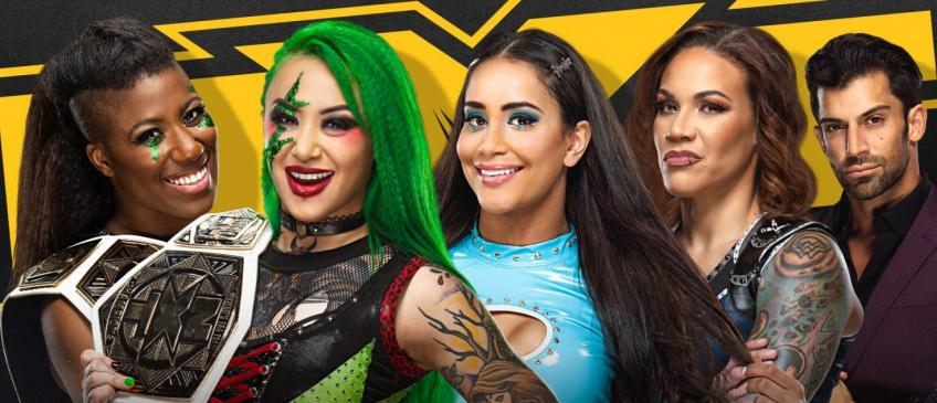 WWE NXT report - 24/03/2021 - parte II - Come and get it