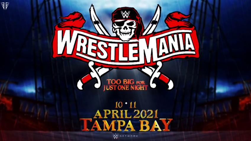 Risultati di WWE WrestleMania 37 (Night 2) *SPOILER*